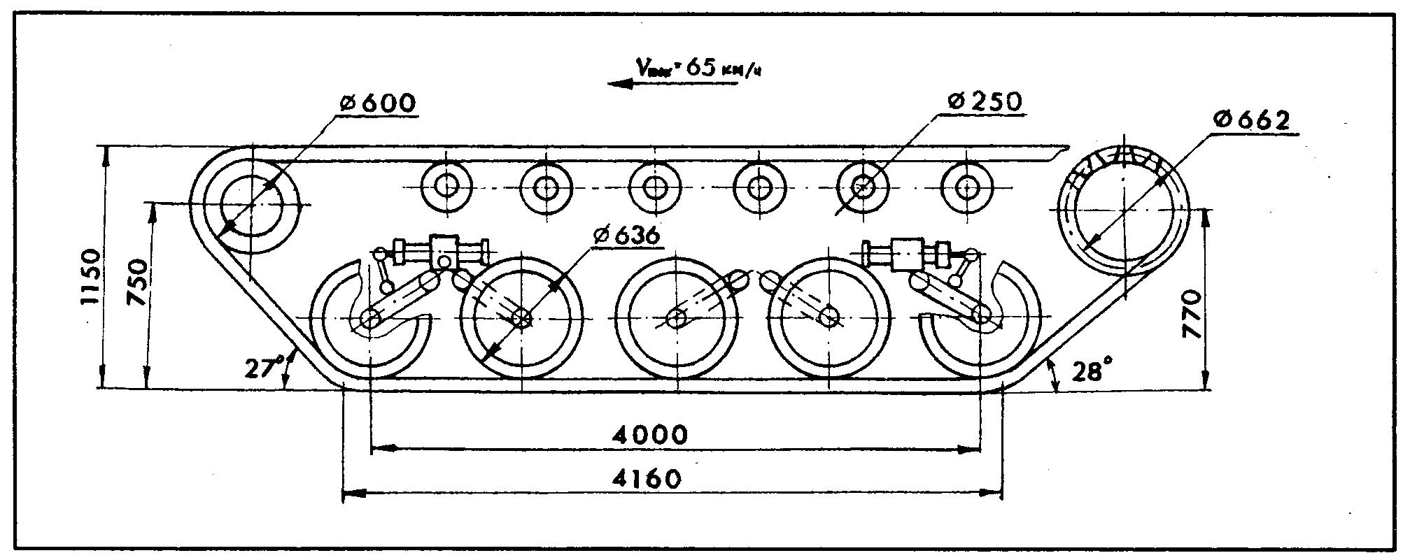 Танк Чифтен - СИСТЕМА 503