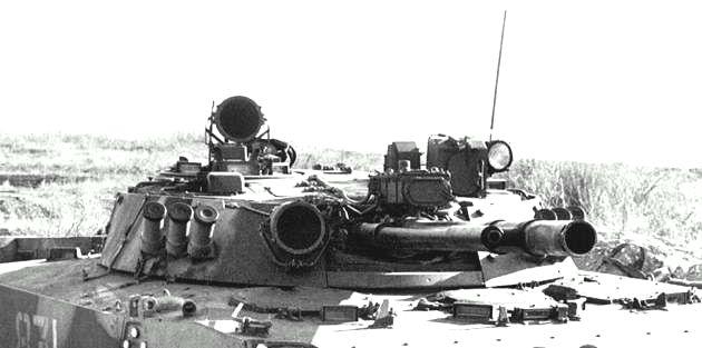 Башня БМП-3
