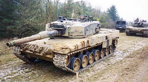 Программа единого американо-западногерманского основного боевого танка потерпела фиаско