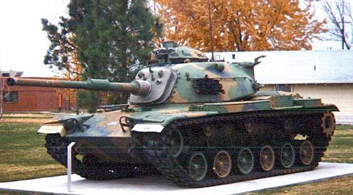 Основной танк М60