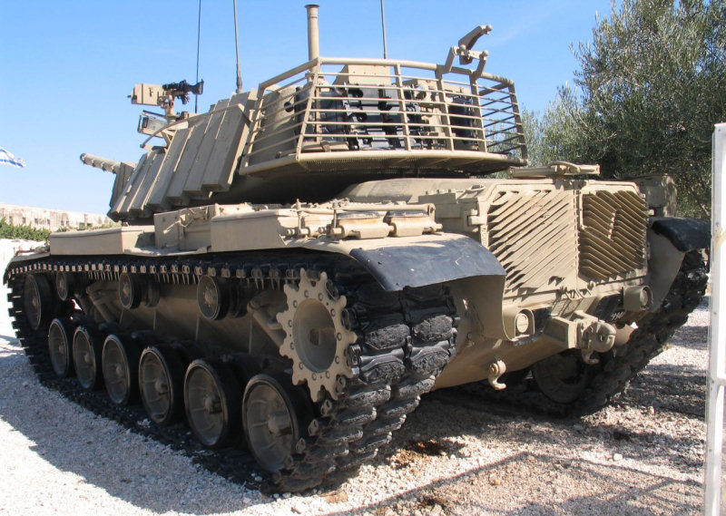 Основной боевой танк M60