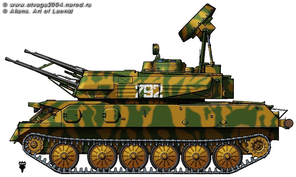 ზსუ-23-4 შილკა