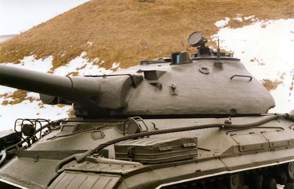 Тяжелый танк т-10м ттх