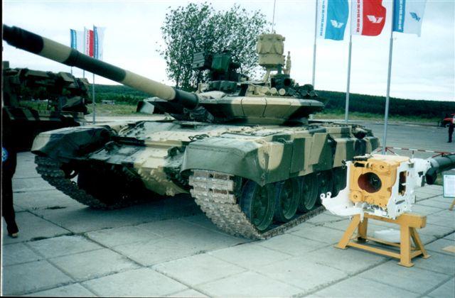 Armée Vénézuelienne T72m1m1