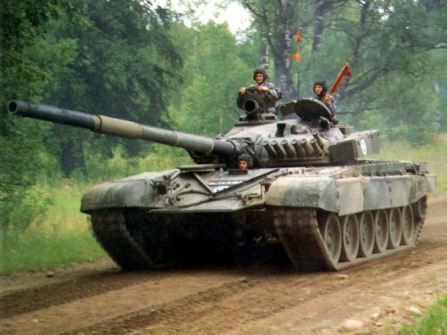 фото танк т-72