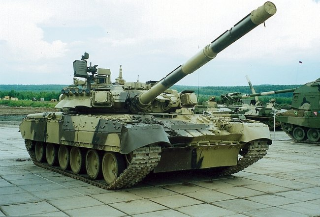 General Main Battle Tank Technology Thread: T80UK_7