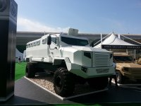 KRAZ-ASV Panther, IDEX 2013