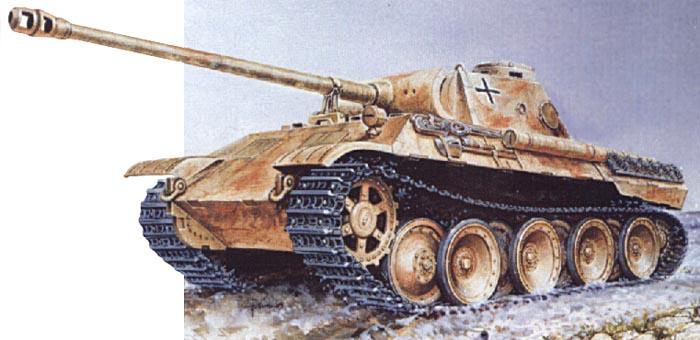Pz V Ausf D