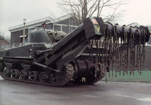 Средний танк м4 шерман