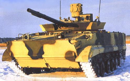 БМП-3 и Арена
