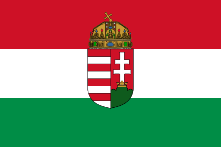 Файл:Flag of Hungary 1940.png